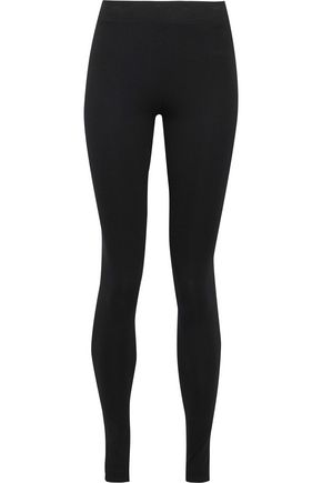 VINCE. Stretch-knit leggings