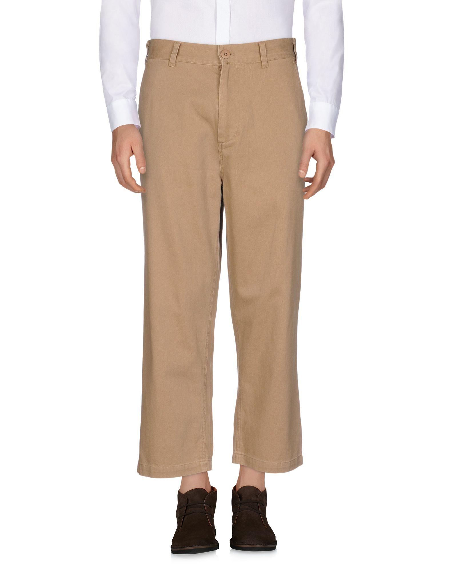 《送料無料》OBEY メンズ パンツ サンド 32 コットン 100%