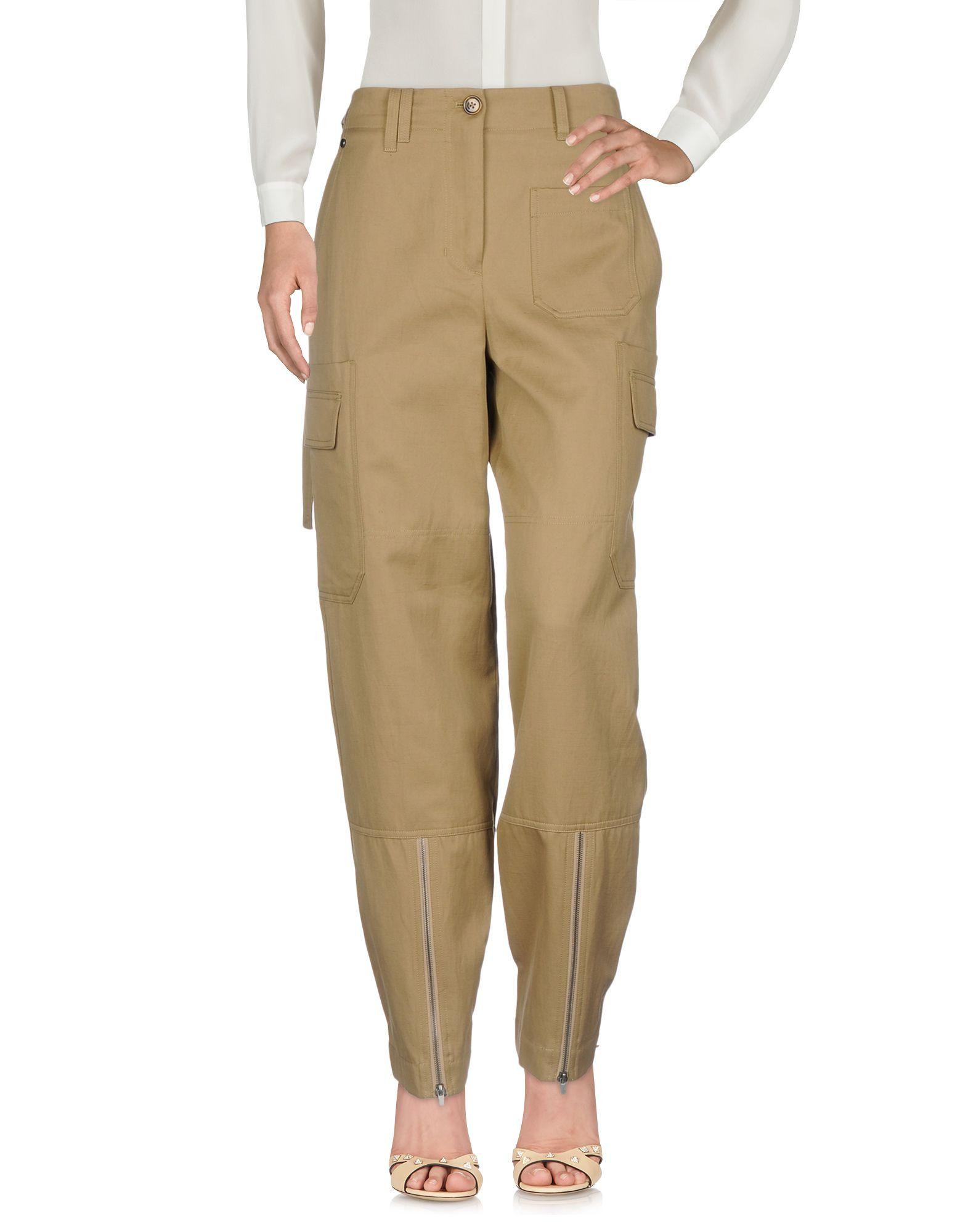 HELMUT LANG Повседневные брюки