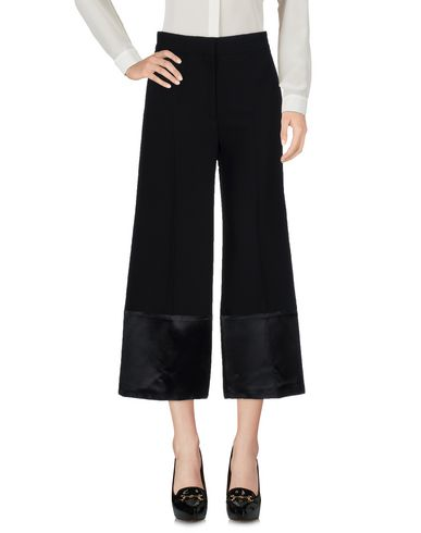 VICTORIA BECKHAM Damen Hose Schwarz Größe 32 100% Polyester Viskose