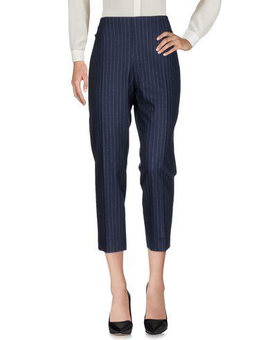 Фото - Повседневные брюки от ACCUÀ by PSR темно-синего цвета