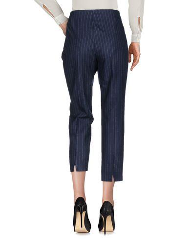 Фото 2 - Повседневные брюки от ACCUÀ by PSR темно-синего цвета