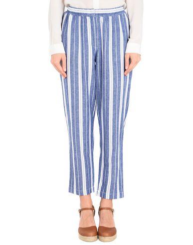 Фото - Повседневные брюки от DESIGNERS SOCIETY синего цвета