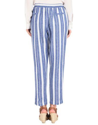 Фото 2 - Повседневные брюки от DESIGNERS SOCIETY синего цвета