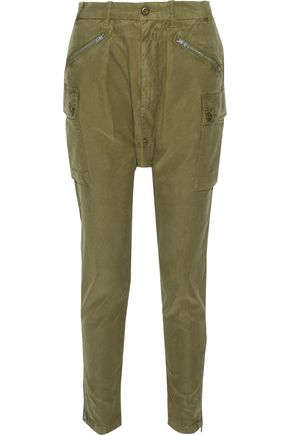 R13 Twill tapered pants