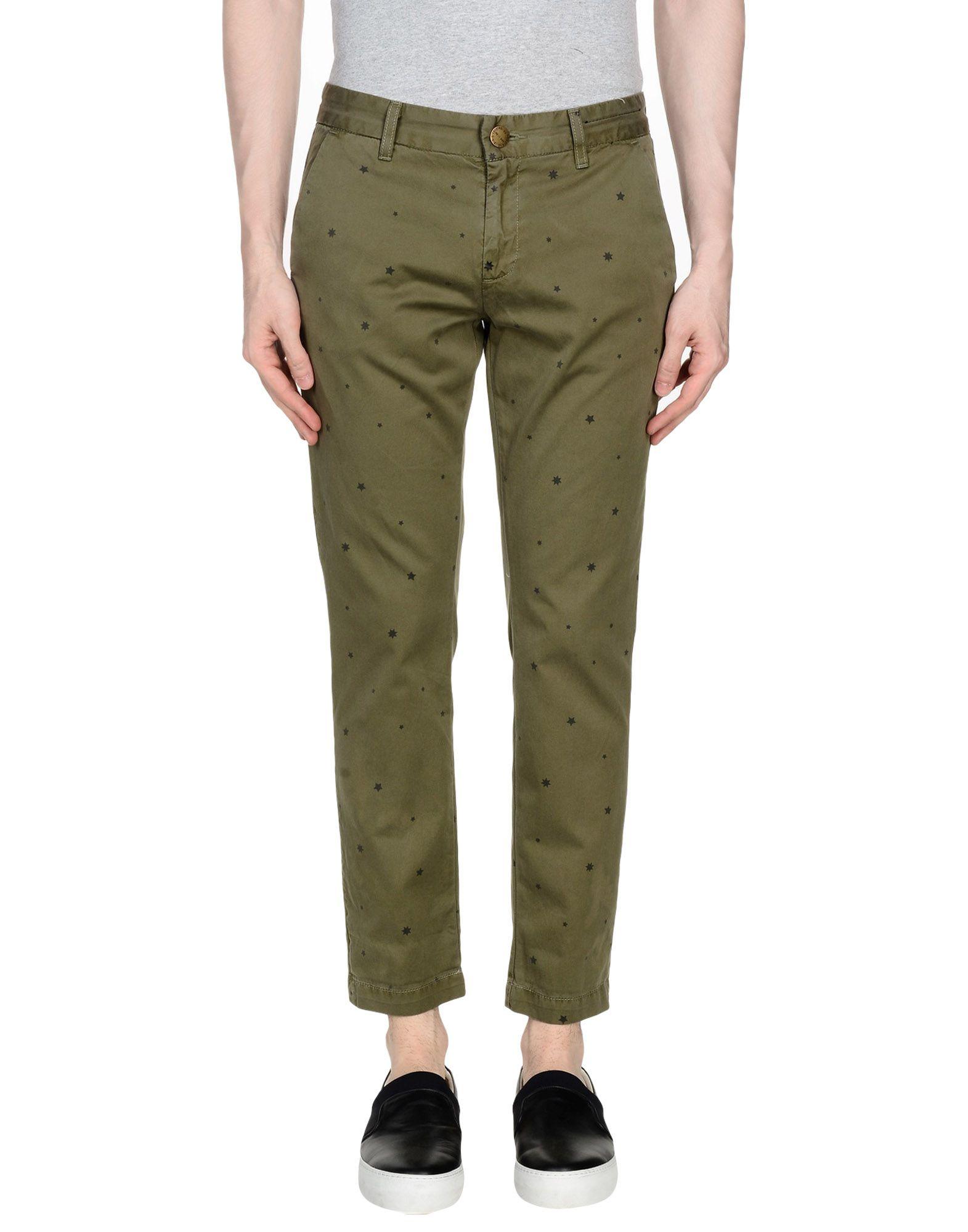CURRENT/ELLIOTT Повседневные брюки брюки и капр