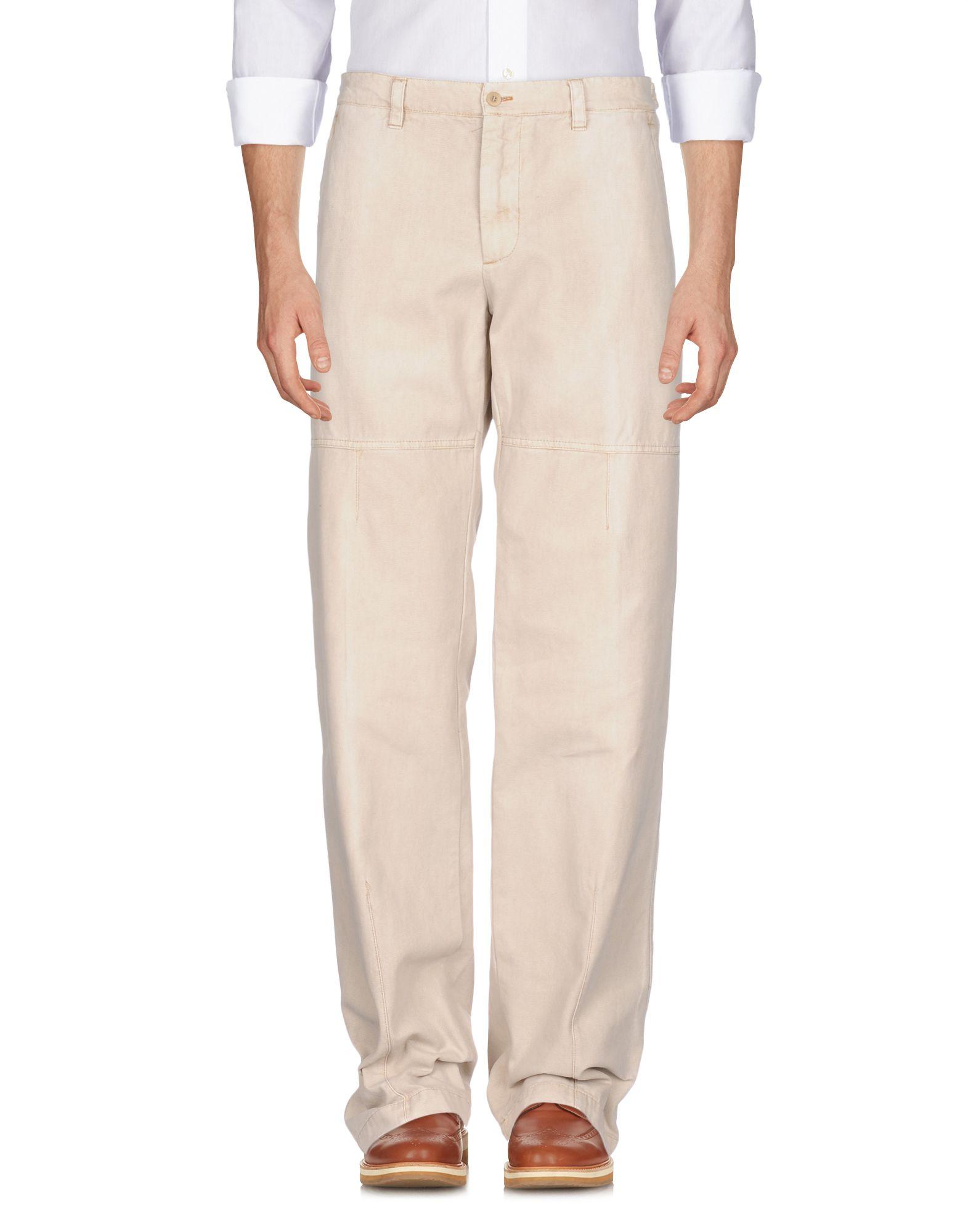 《セール開催中》JEY COLE MAN メンズ パンツ ベージュ 54 コットン 100%
