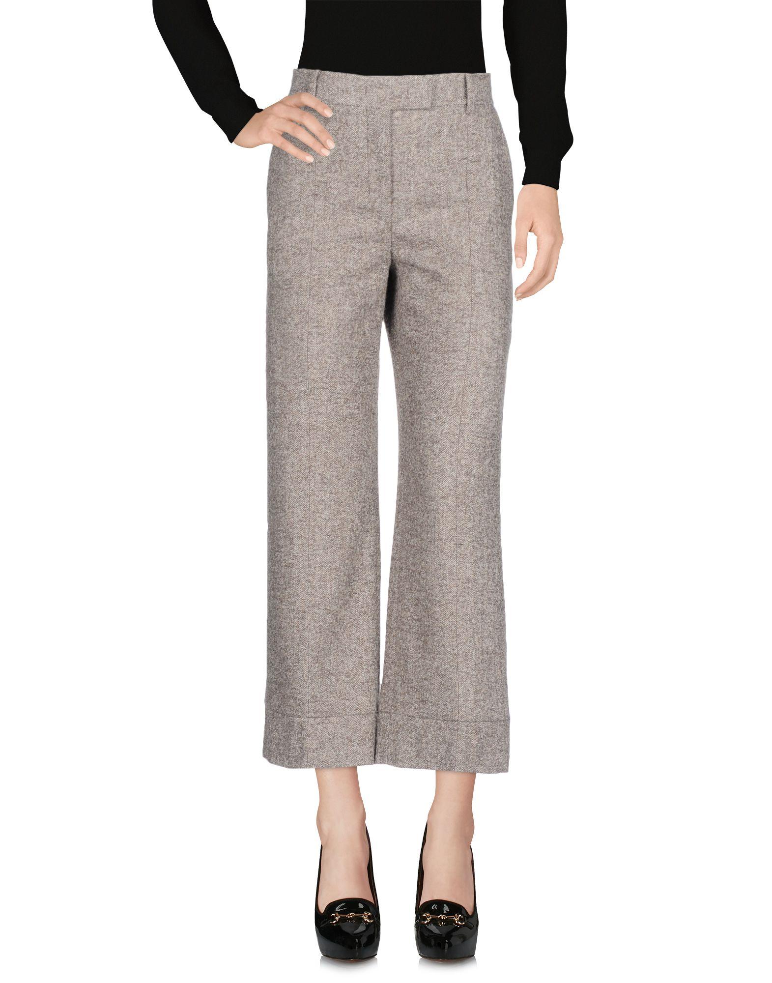купить AGNONA Повседневные брюки по цене 26550 рублей