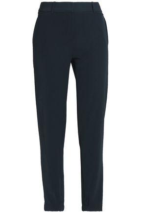 HALSTON HERITAGE Crepe straight-leg pants