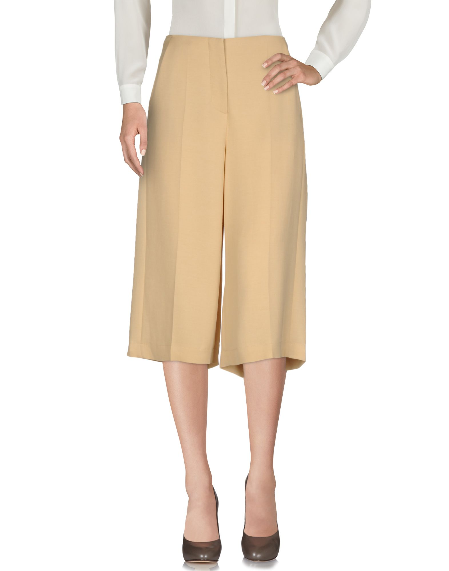 Cedric Charlier Cropped pants & culottes