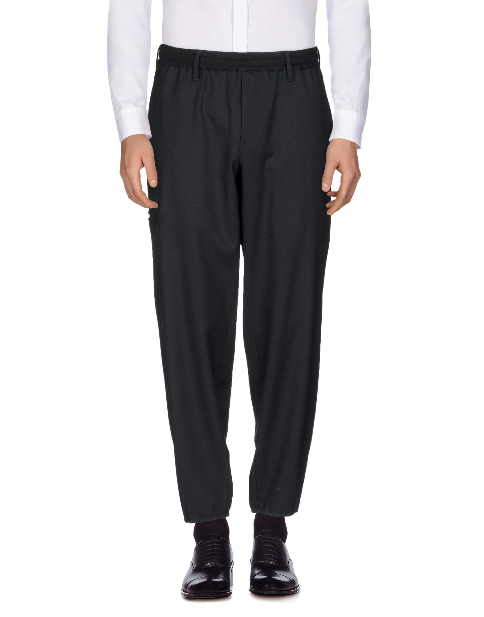 YOHJI YAMAMOTO POUR HOMME Повседневные брюки
