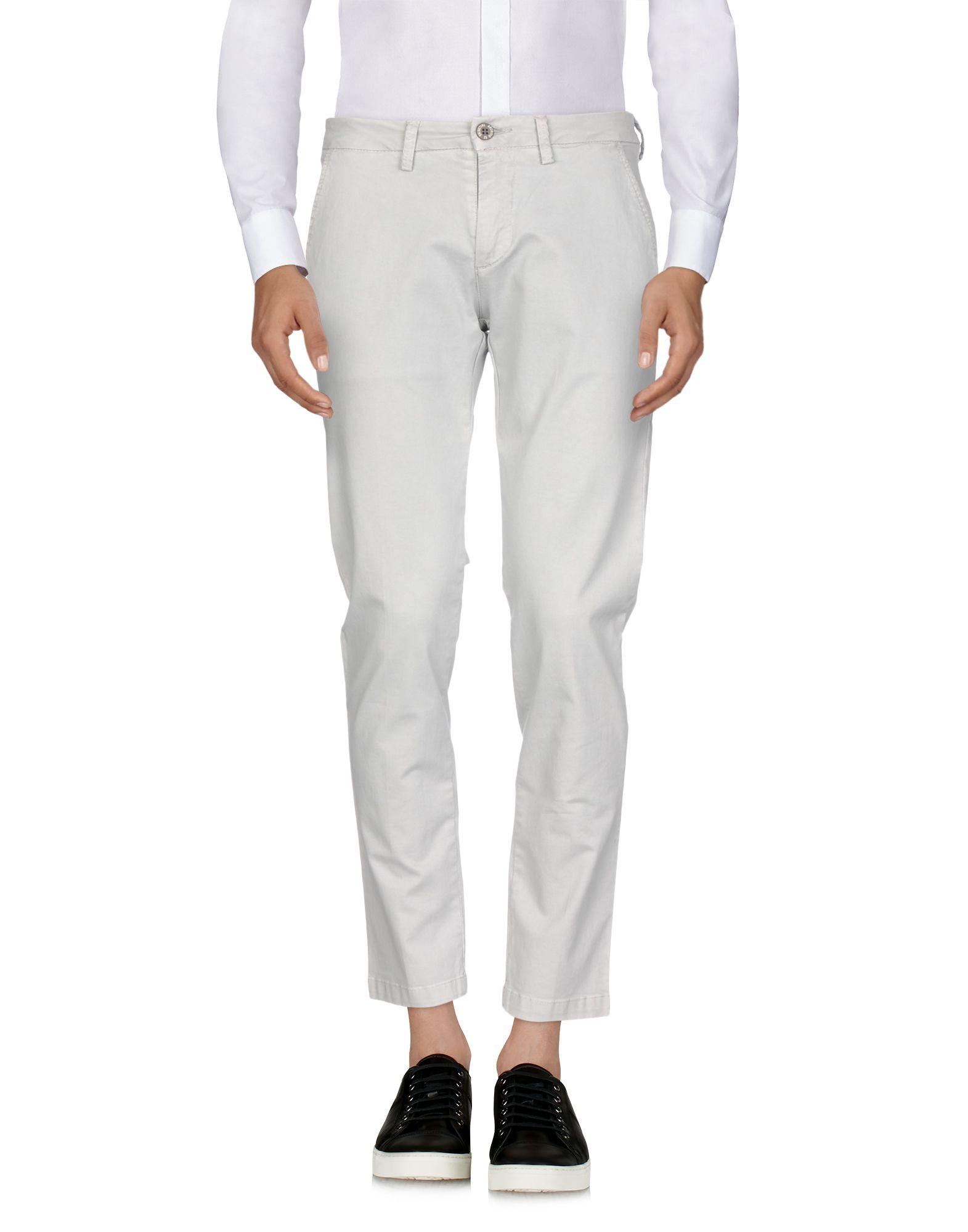 《セール開催中》ARCHIVIO 52 メンズ パンツ ライトグレー 31 コットン 98% / ポリウレタン 2%