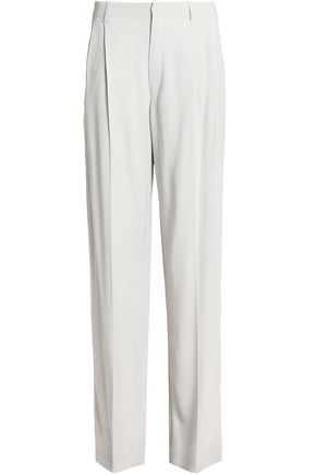JOSEPH Crepe wide-leg pants