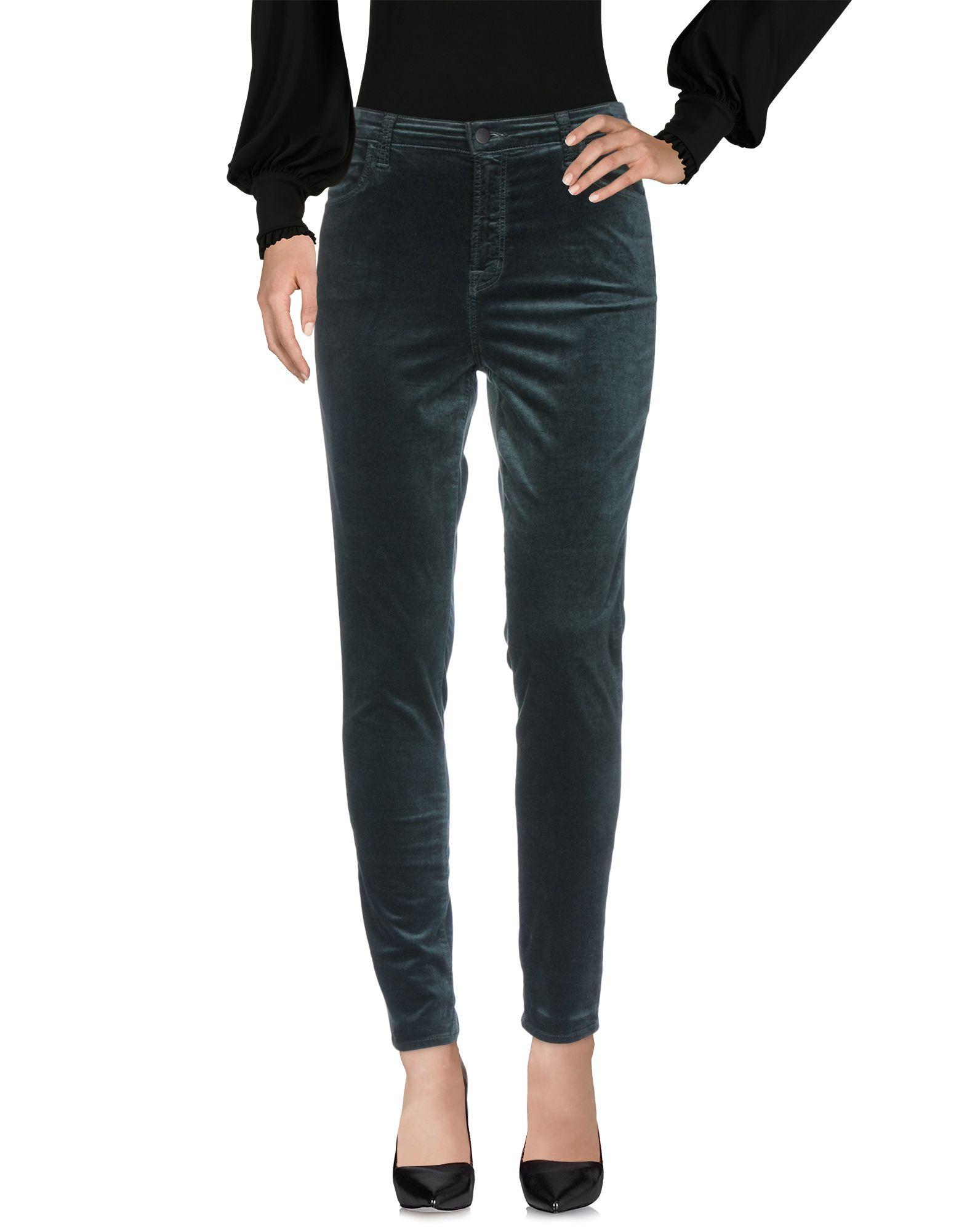 Фото - J BRAND Повседневные брюки high waist ripped skinny pants