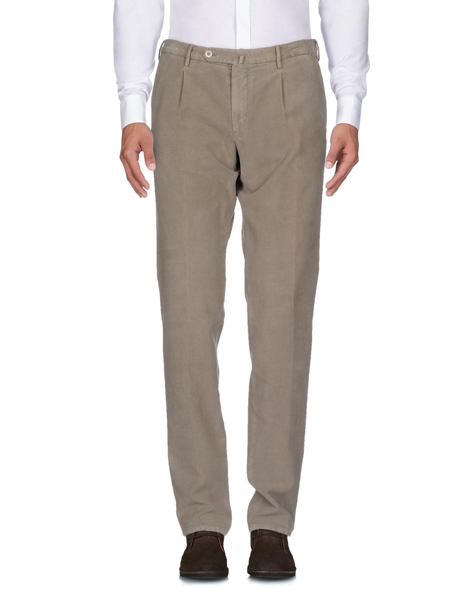 G.T.A. MANIFATTURA PANTALONI Повседневные брюки брюки pantaloni torino синий