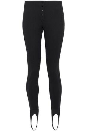 TOTÊME Stretch-twill stirrup leggings