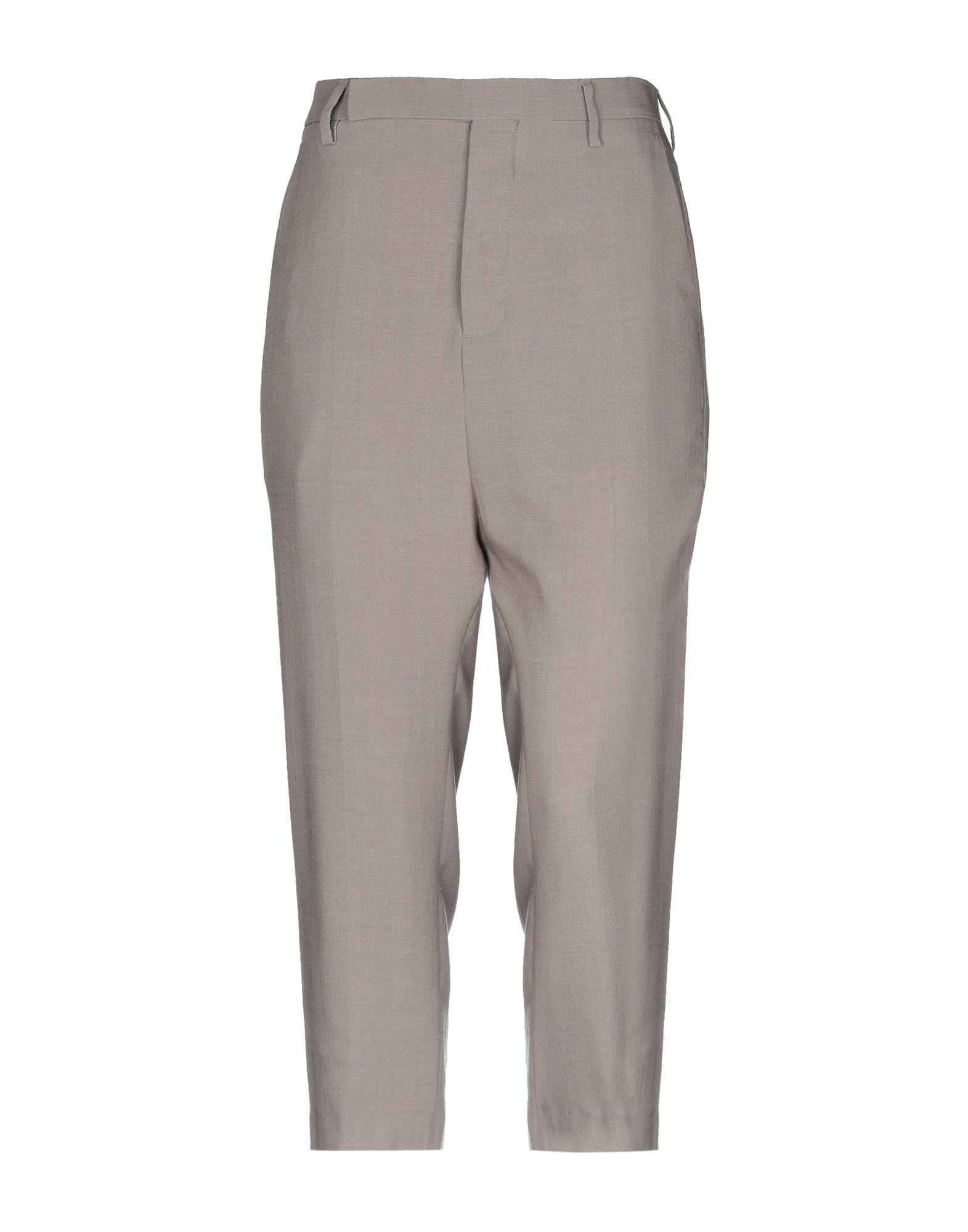 RICK OWENS Повседневные брюки брюки quelle rick cardona 119555