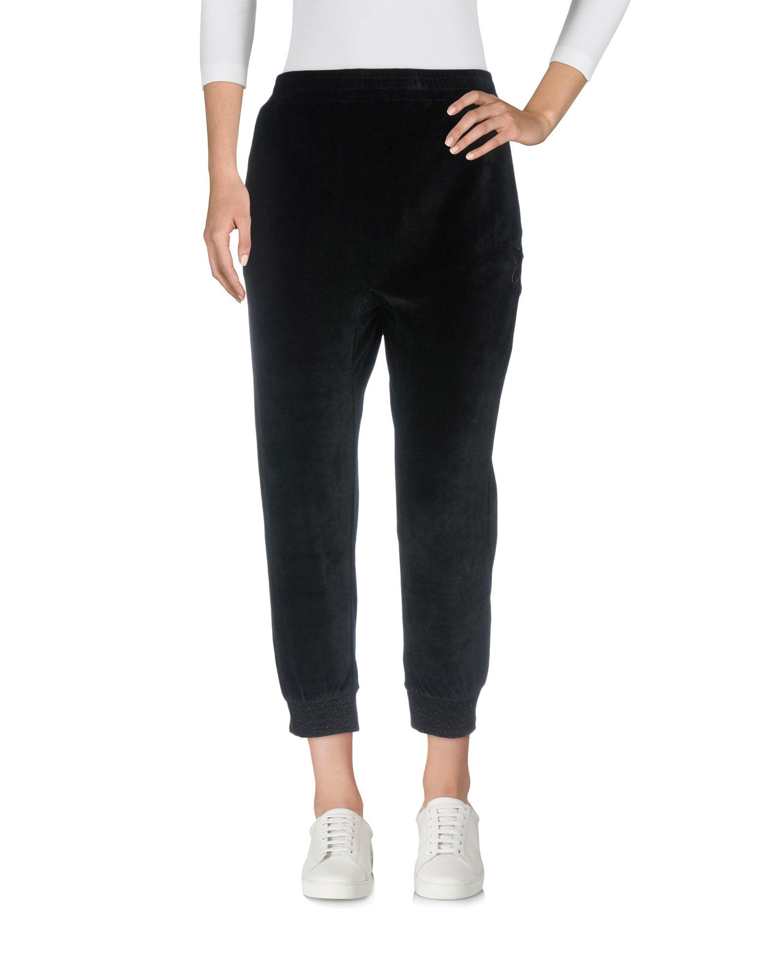 8PM Damen Hose Farbe Schwarz Größe 4
