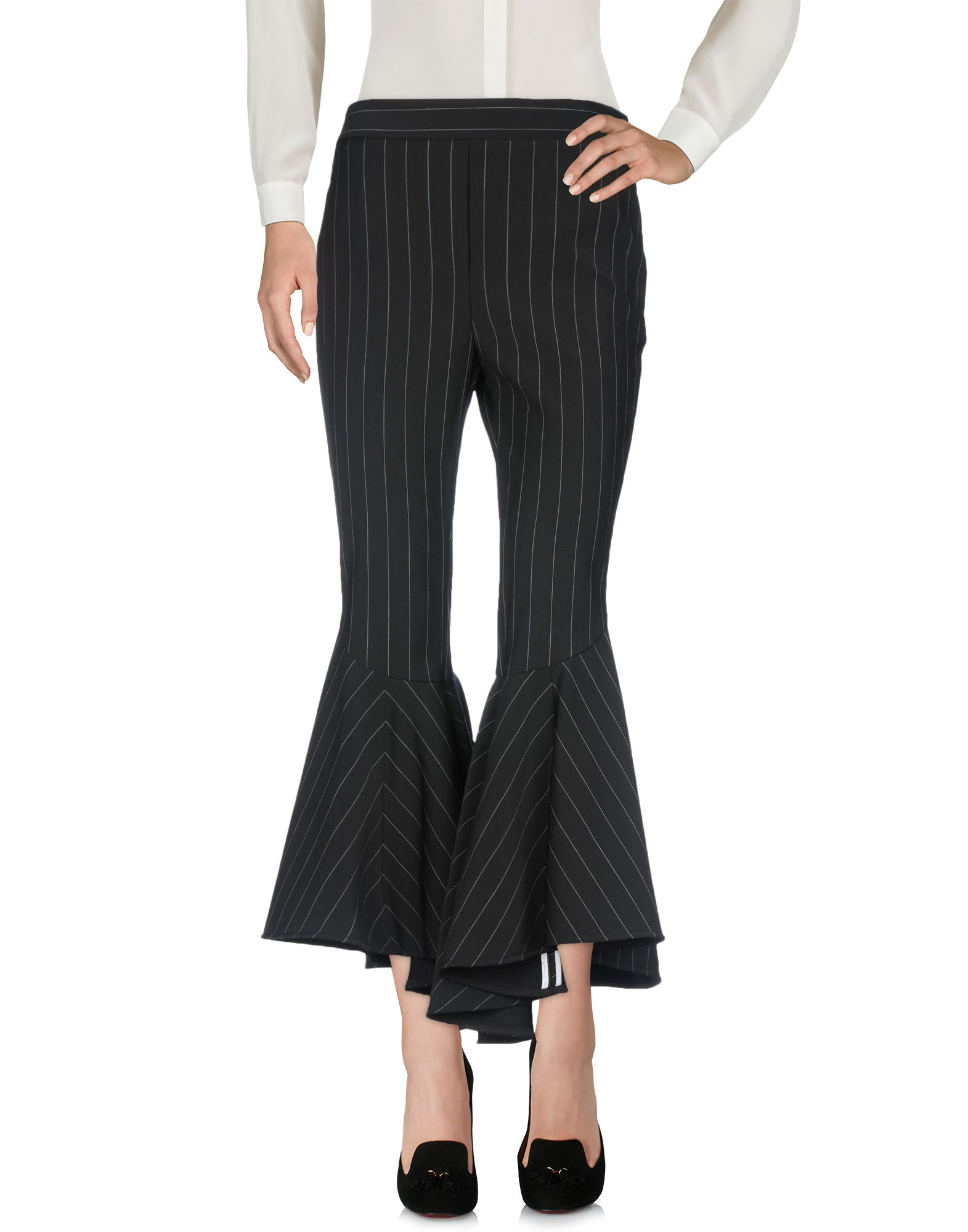 ELLERY Повседневные брюки ellery однотонные брюки клеш activist