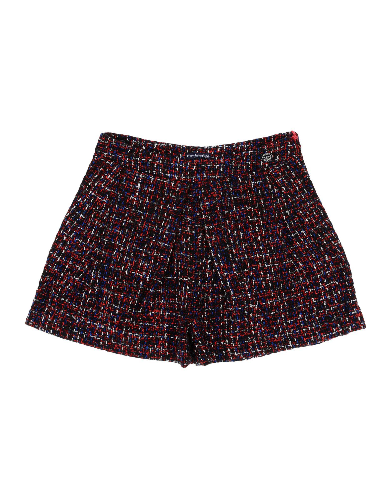 ARTIGLI Girl Повседневные шорты artigli повседневные брюки