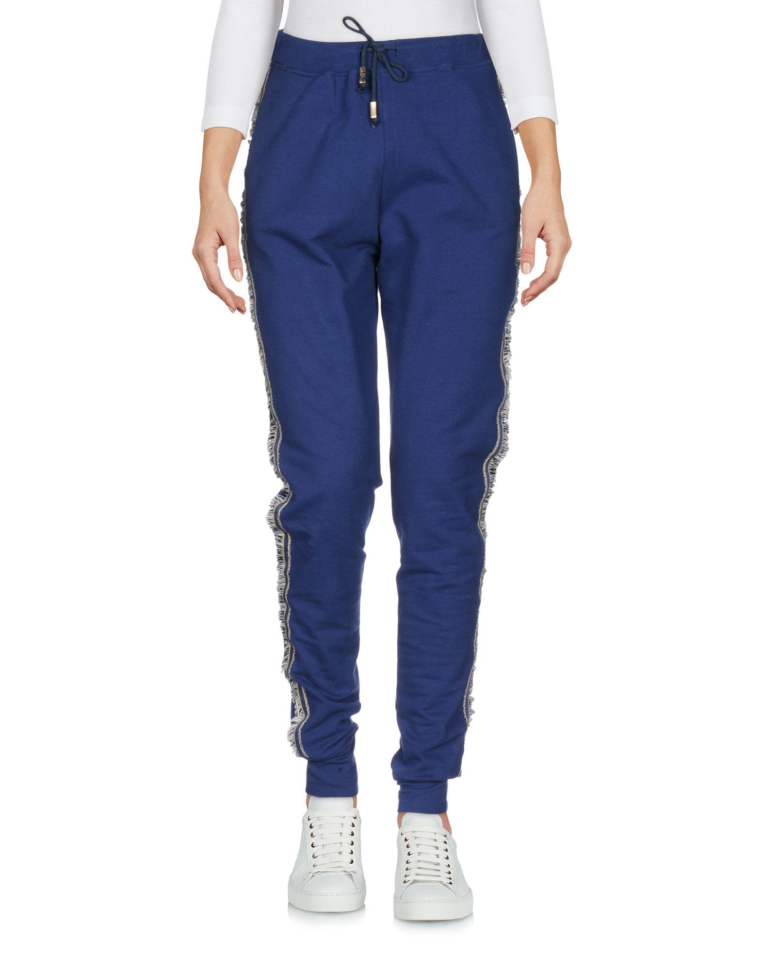 JIJIL Casual Pants in Blue