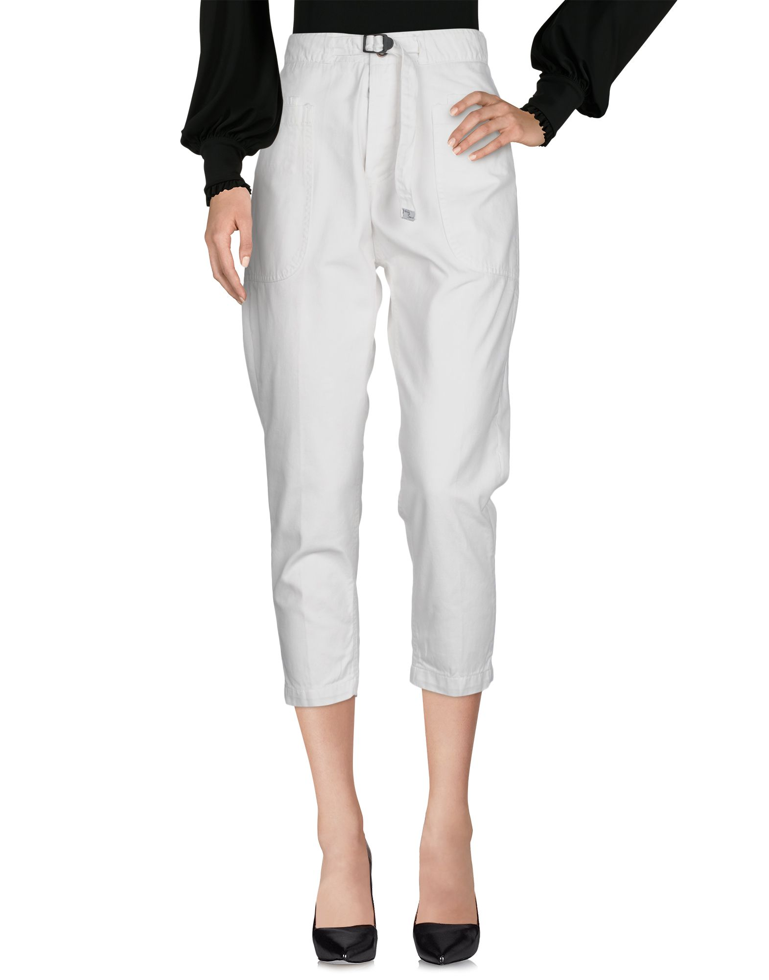 WHITE SAND 88 Повседневные брюки white sand 88 бермуды