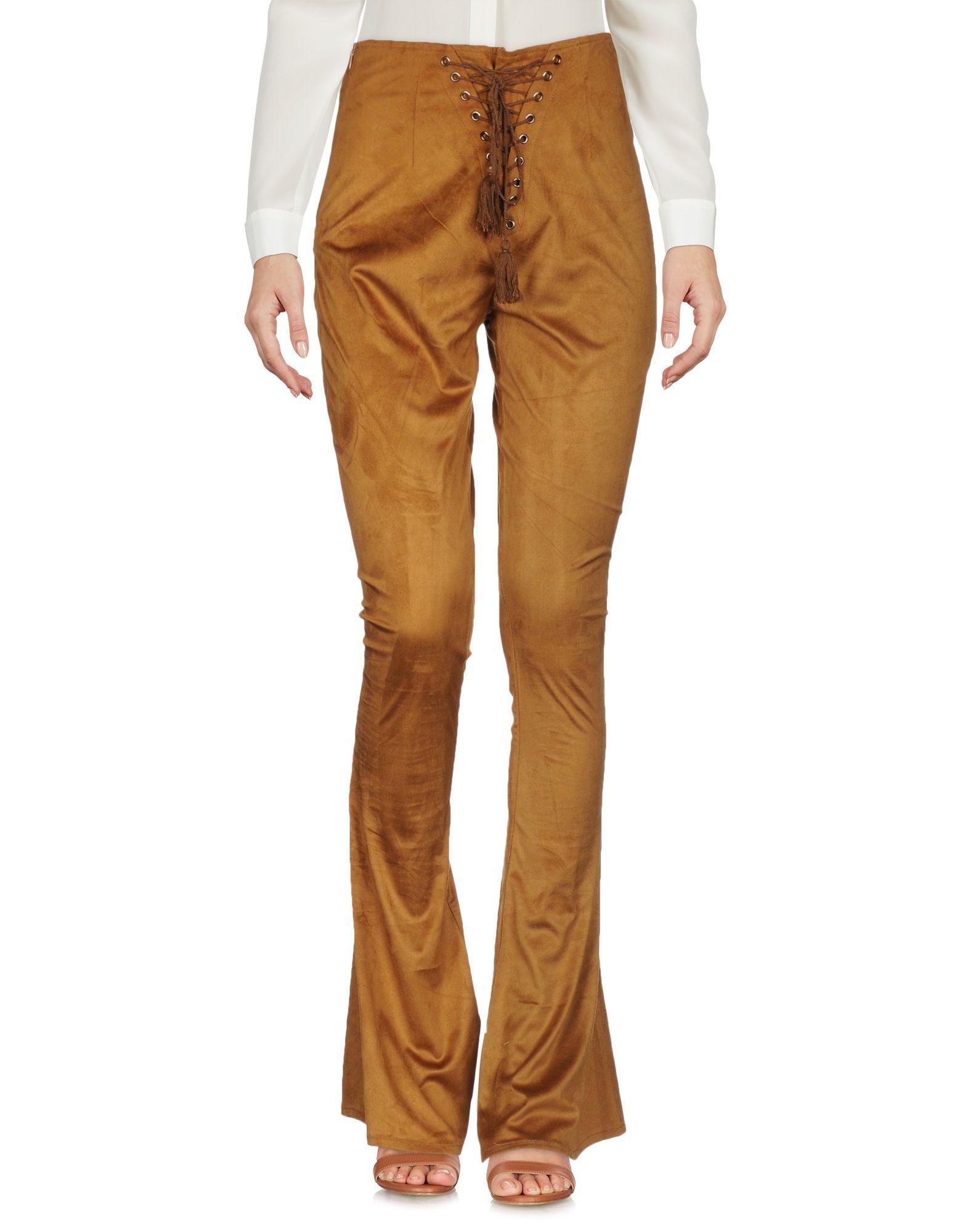 JANE BLANC Paris Повседневные брюки