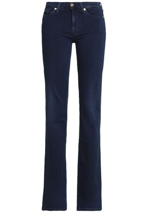 7 FOR ALL MANKIND Low-rise flared jeans