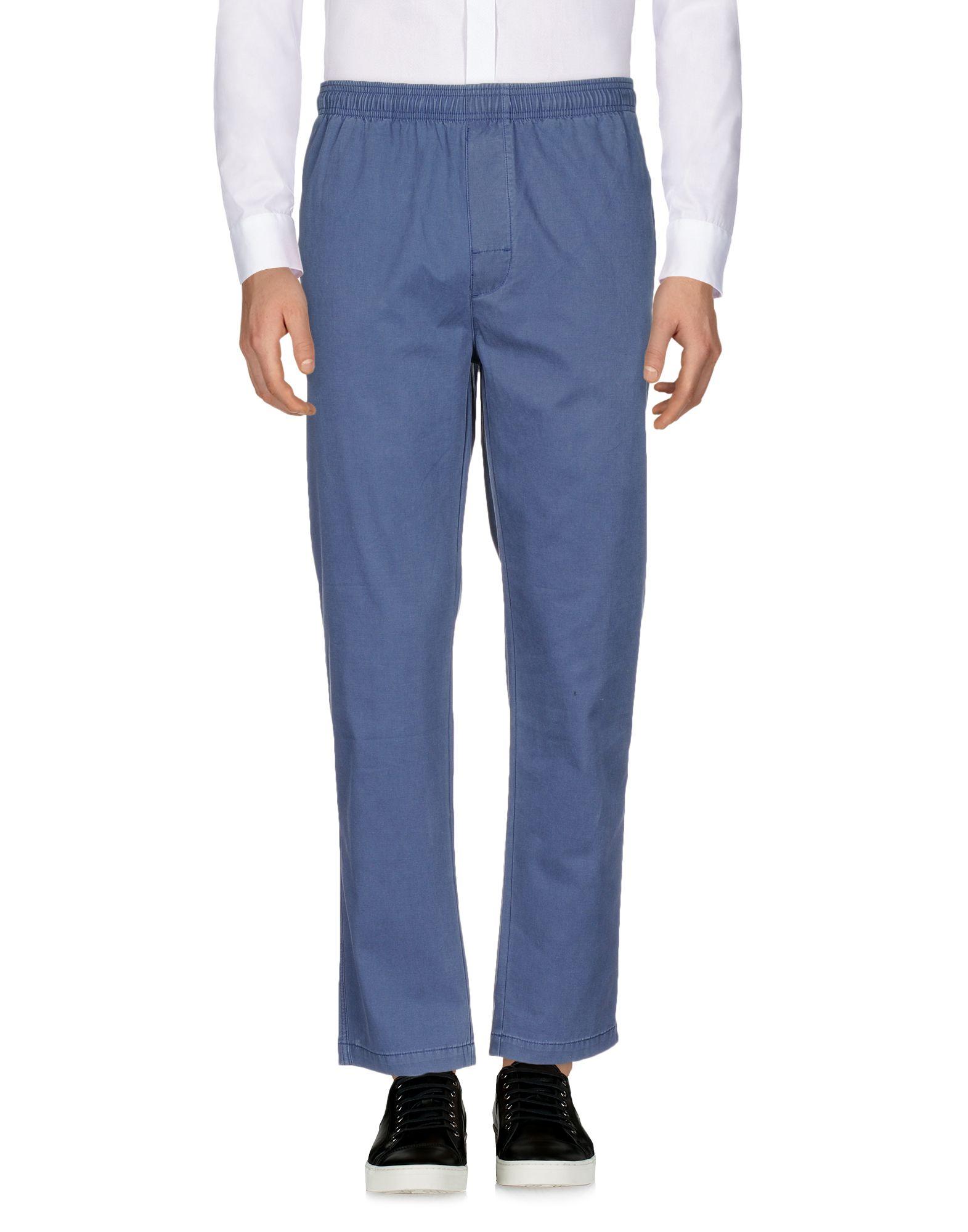 《送料無料》STUSSY メンズ パンツ ブルー S コットン 100%