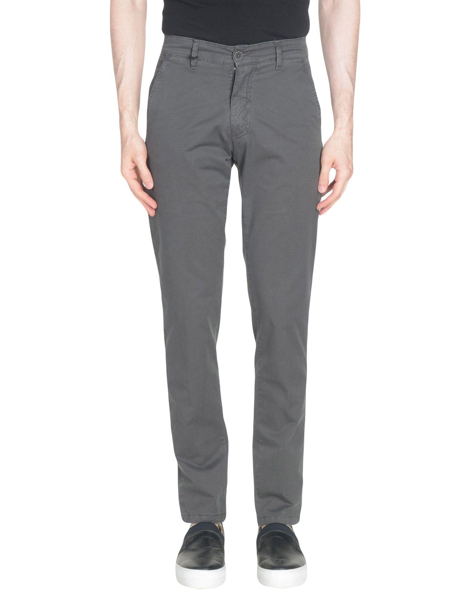 LIU •JO MAN Повседневные брюки dent de man повседневные брюки