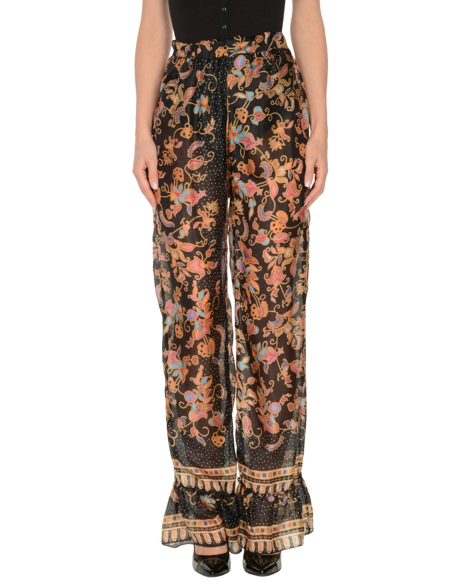 AMUCK Casual Pants in Black