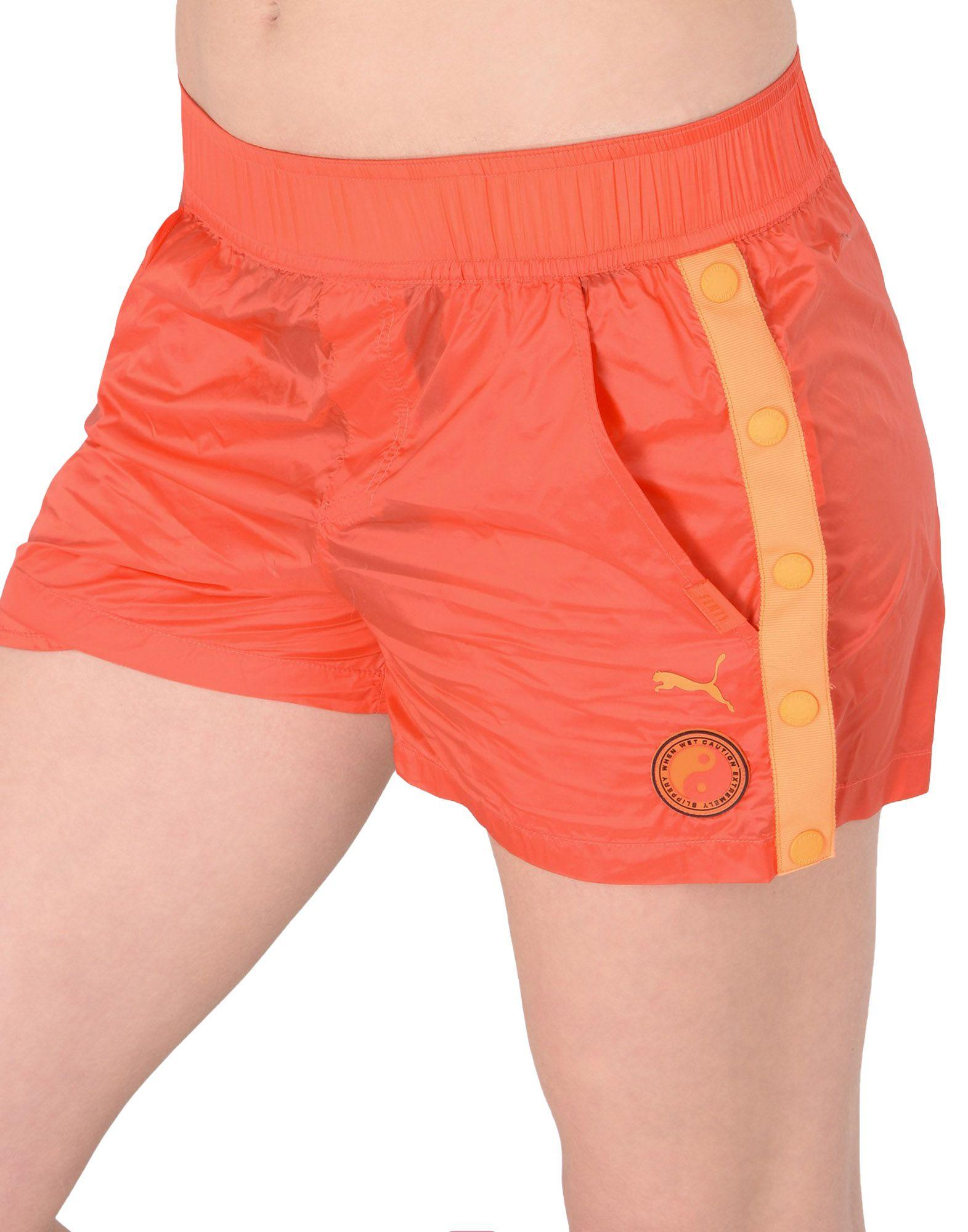 FENTY PUMA by RIHANNA Повседневные шорты шорты спортивные puma puma pu053emiye01