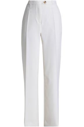 ALEXA CHUNG Wool-twill bootcut pants