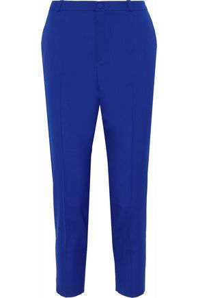 LANVIN Tapered wool pants