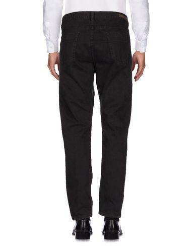 Фото 2 - Джинсовые брюки от ELEVENTY цвет баклажанный