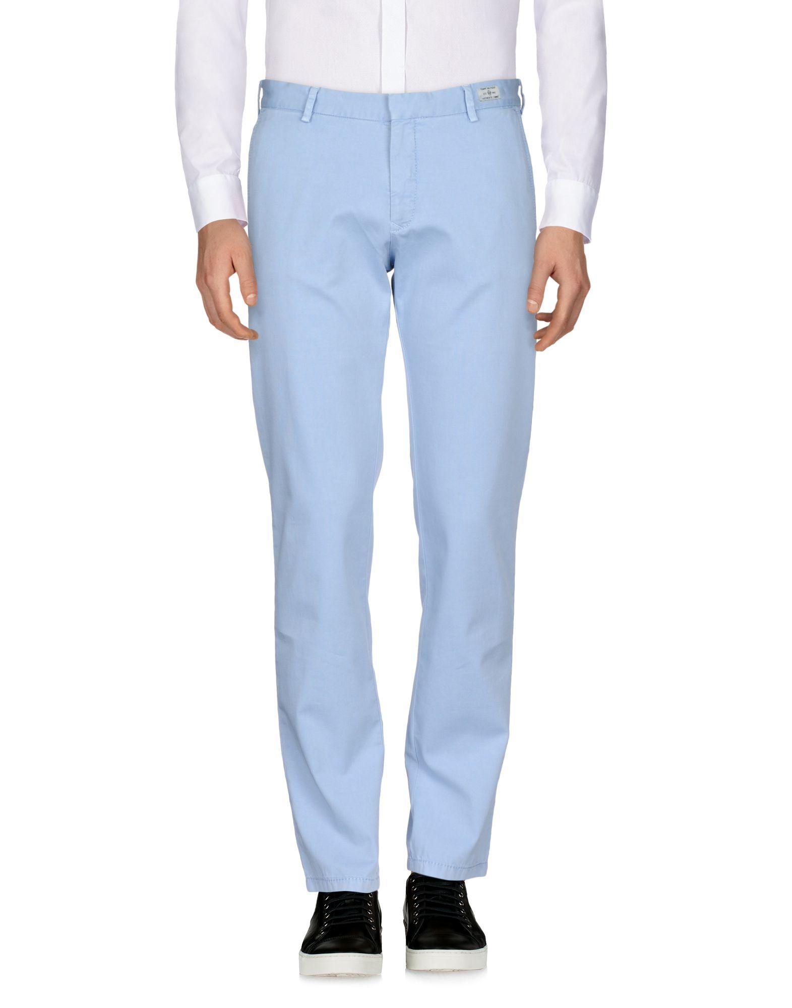 TOMMY HILFIGER Повседневные брюки брюки tommy hilfiger mw0mw04650 403 sky captain