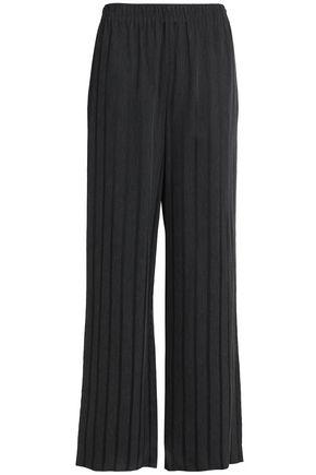 ALEXANDER WANG Jacquard wide-leg trousers