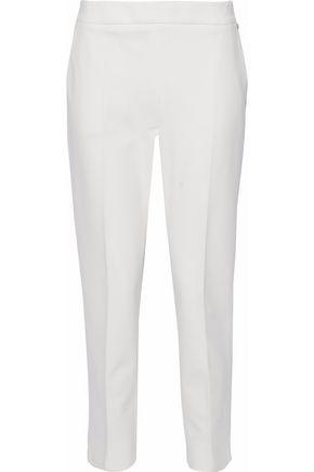 MAX MARA Cordova cropped crepe tapered pants