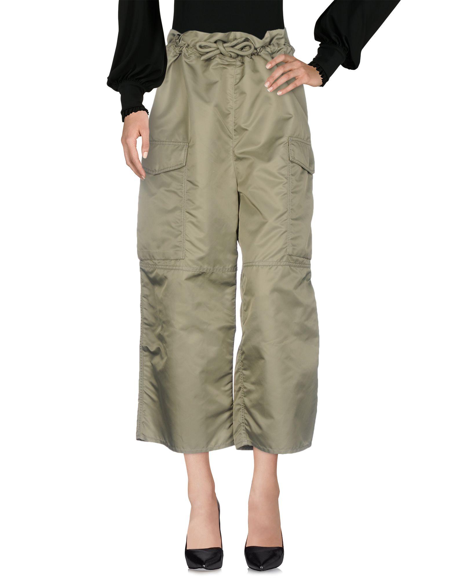 MM6 MAISON MARGIELA Повседневные брюки mm6 maison margiela повседневные брюки