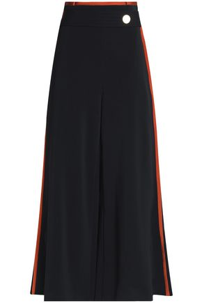 PETER PILOTTO Crepe wide-leg pants