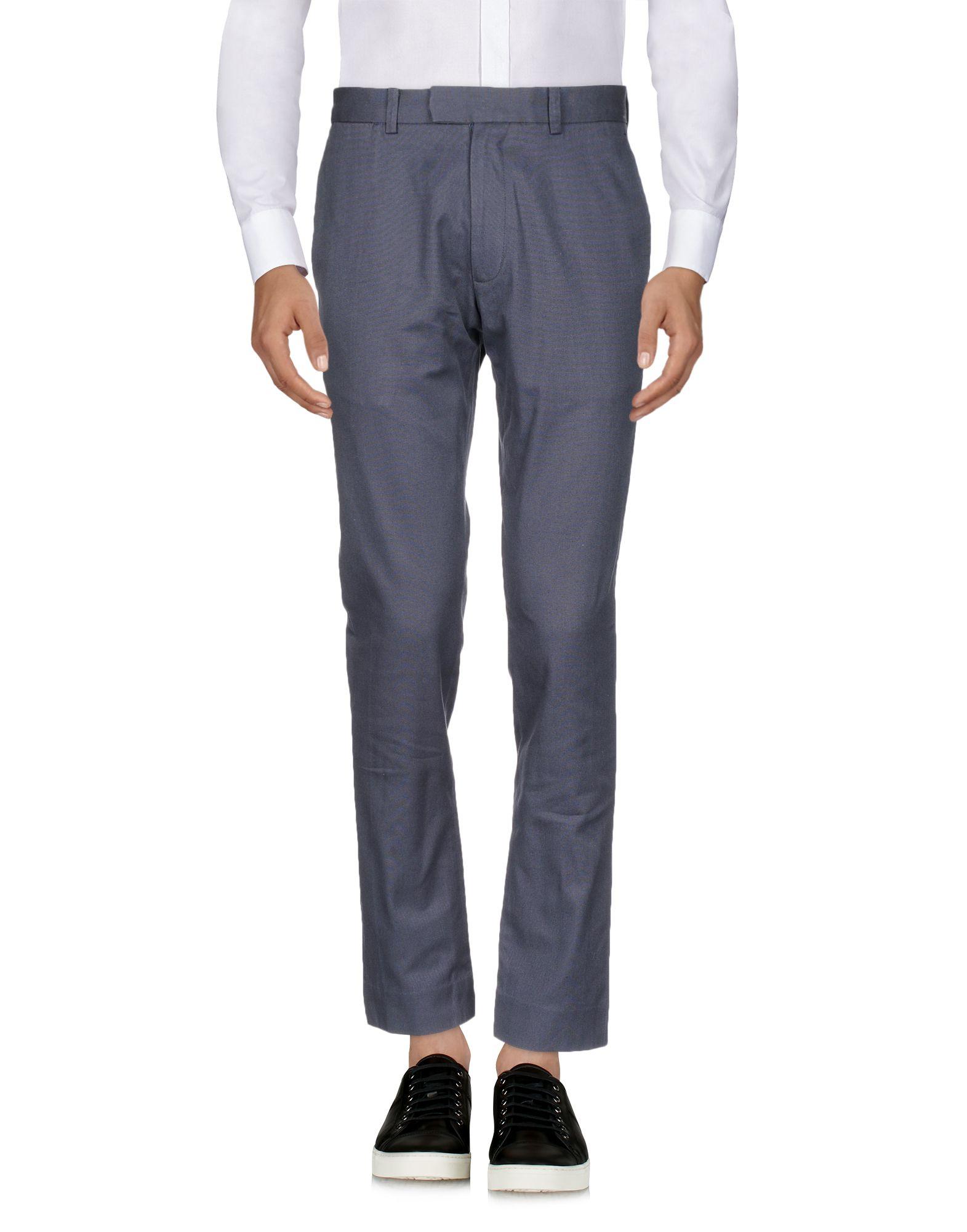 ENLIST Casual Pants in Slate Blue