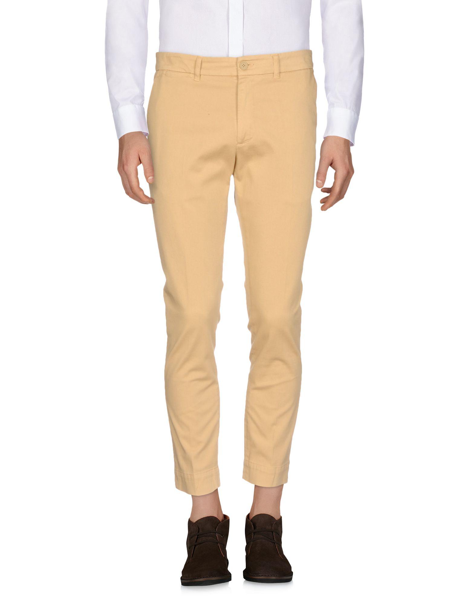 BIKKEMBERGS Повседневные брюки брюки и капр