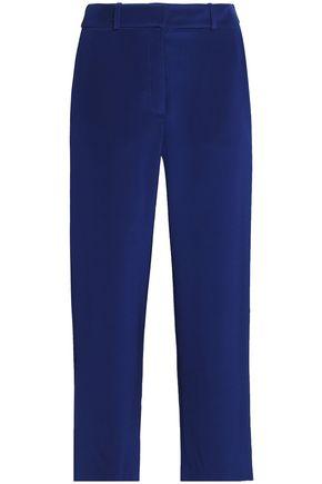 GOAT Silk straight-leg pants