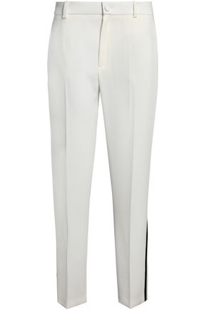 LANVIN Crepe tapered pants