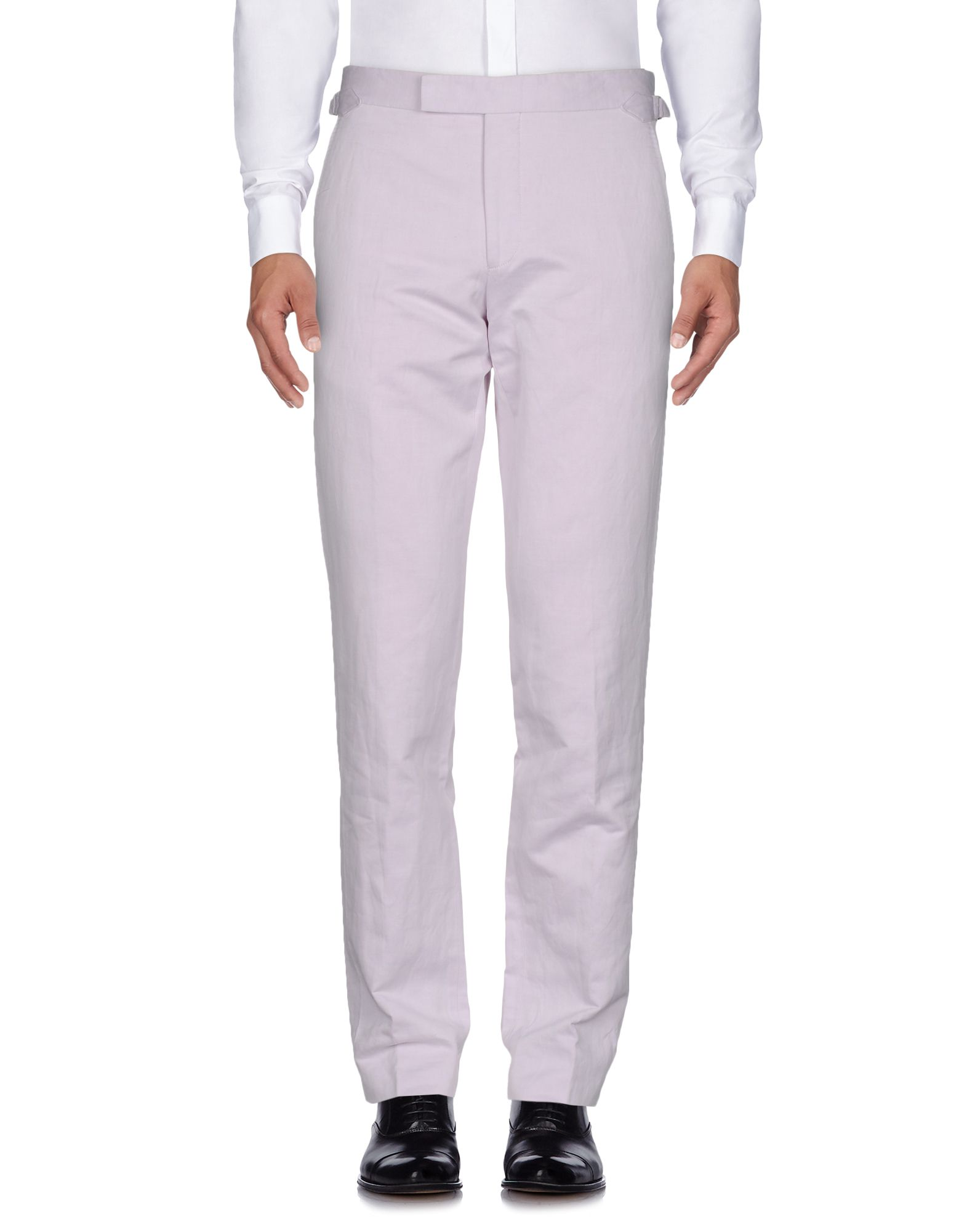 RICHARD JAMES Casual Pants in Light Pink