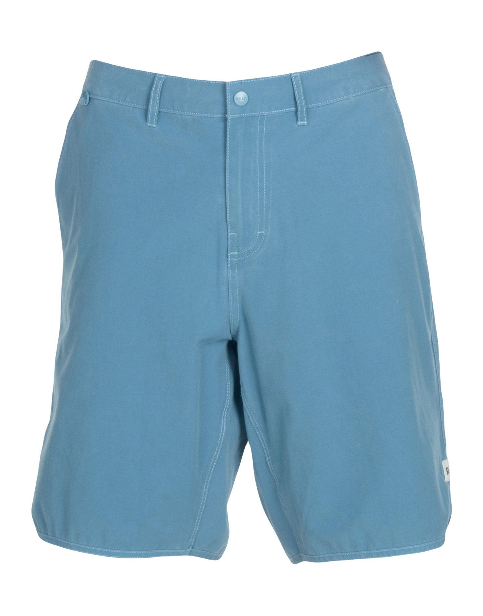 REEF Пляжные брюки и шорты maharishi пляжные брюки и шорты