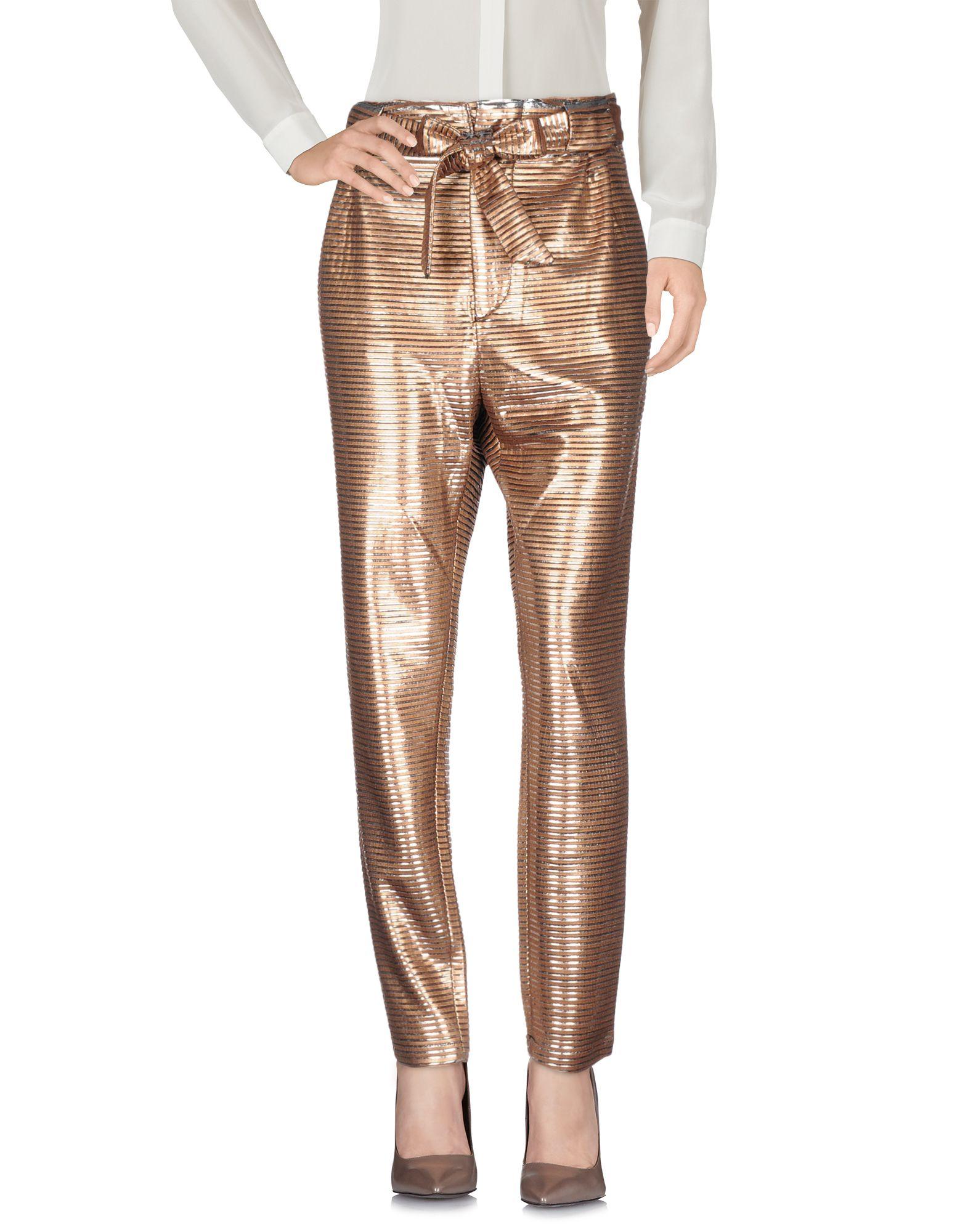 SIMONA-A Повседневные брюки a friend by a f vandevorst повседневные брюки