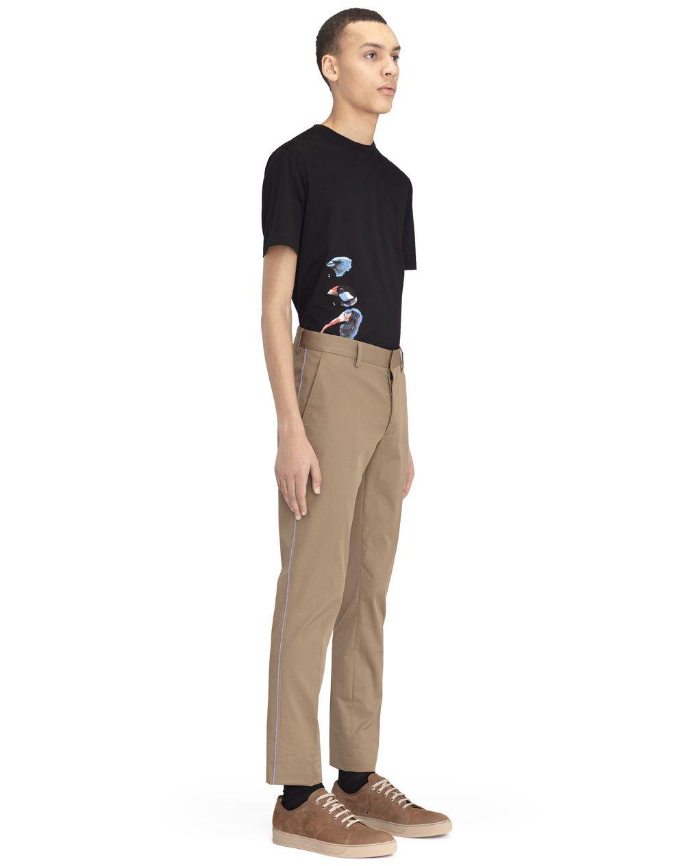 BEIGE CHINO PANTS - Lanvin