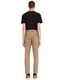 LANVIN Pants Man BEIGE CHINO PANTS f