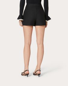 CREPE COUTURE SHORTS
